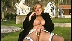 Joy Karin's double blow the excesses
