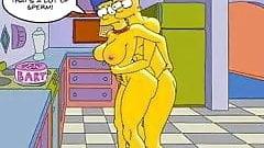 Bart и Marge