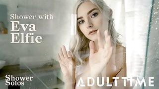 ADULT TIME, Come Shower With Eva Elfie