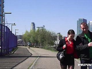 Tiffany escort london - French tiffany has an ass-gasm in london