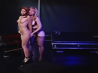 Young girls and femdom slave stories Domina toys with perfect slave girl