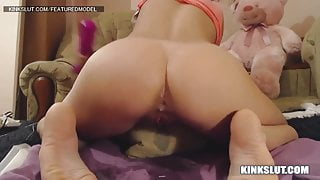 Unreal !!!!  Squirting Orgasm