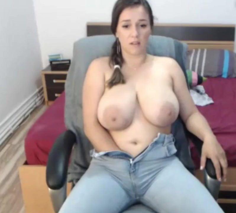 Bouncing Big Tits