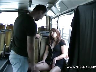 Amateur dixie interracial slut Dixie valens gets fucked like a slut in a bus