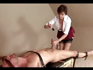 Mature ladies handjob pics The lady takes care