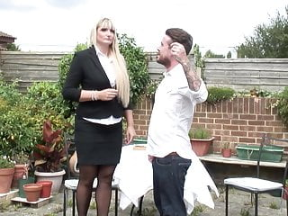 Mom and son free sex films - Sex on backyard with mom and son