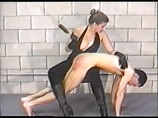 Buffy spank spanking spanked angel beat He takes a good beating yet again
