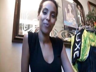 Sanaa lathan nude vifdeos - Sanaa a black girl fucked in a threesome