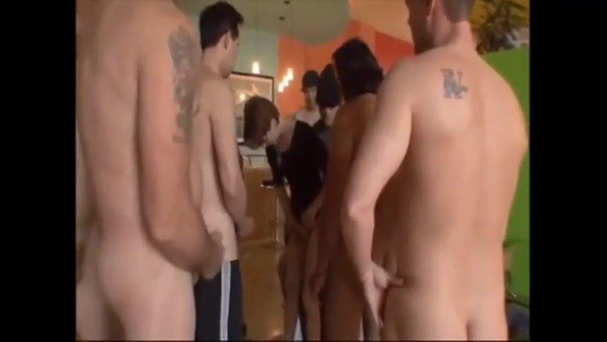 Behind The Scenes Bathroom