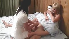 two cruel nurse ejaculate male patient
