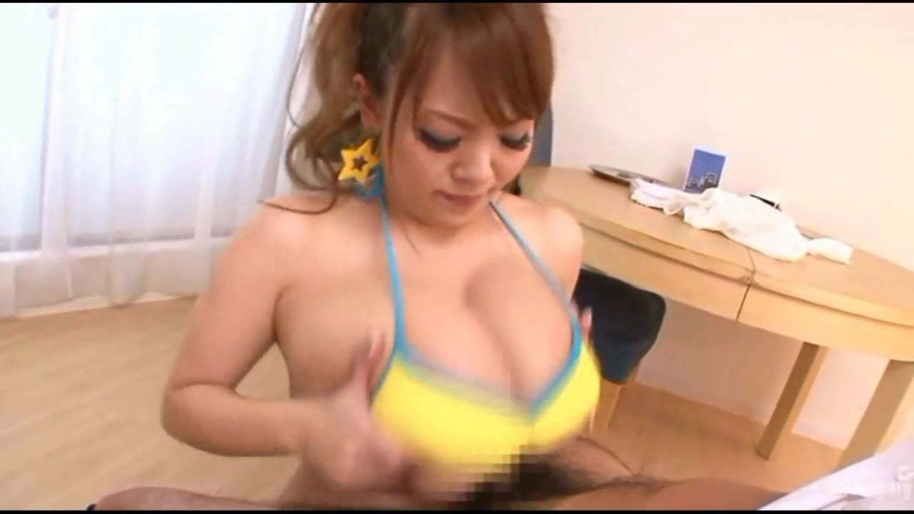 Asian Teen Gives Boob Job