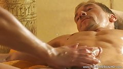 Erotic Touch Massage Big Cock Stud