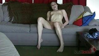 Kandie plays Strip Rock-Paper-Scissors against YOU (HD)