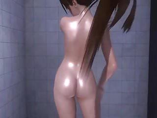 Doa girls hentai Doa girls in bath