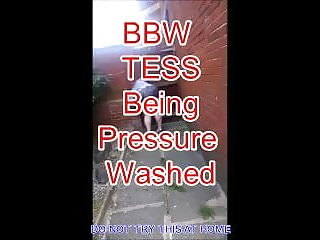 Erotic pressure point - Bbw tess pressure washed.