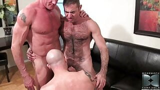 Nick Moretti, Ben Statham and Jake Norris (TTHW P3)