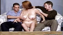 She Was Arousing Two Cock And Making The Feel Good