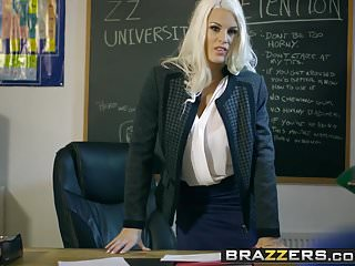 Teacher porn brazzers Brazzers - big tits at school - teacher tease scene starring