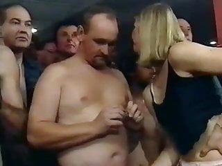 Internal injuries after sex International gangbang 3