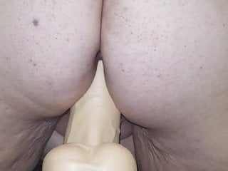 12 inch cock cum shot movie free Bbw lynn rides huge 12 inch dildo part i