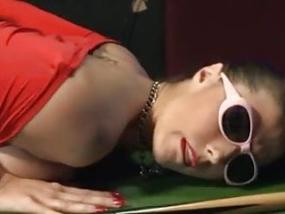 Paige hunter escort British slut paige gets fucked on a pool table
