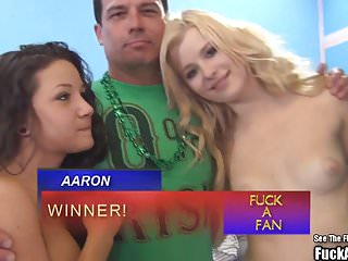 Fuck a fan clips - Sperm swapping hot titty blonde fuck a fan blonde