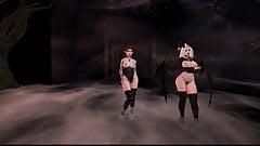 oRgAsMs Halloween Haunted House 3