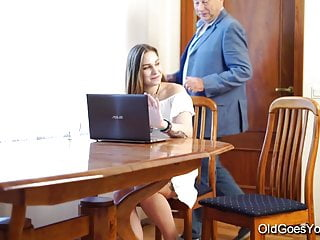 Carol alt tits Old goes young - teen carol seduced by a man