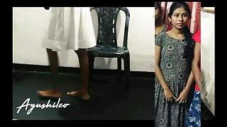 Laxshanya masturbate