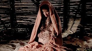Barbara Hershey has pregnant sex