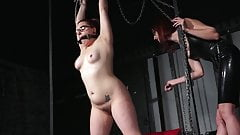Lesbian Mistress - Spanking, Whipping, Humiliation