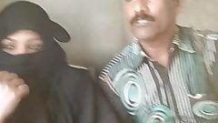 flashing to desi burqa babe in train at lingampally PART 2