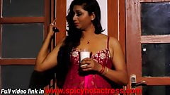Hot Indian milf affair with own daughter husband