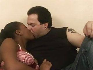 Fat white girl fucked Lucky fat white boy fucks a delicious black girl