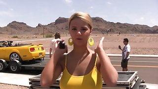 Ashlynn Brooke's Cameo in Piranha (2010)