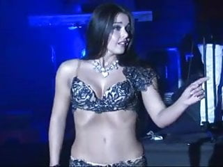 Hot and sexy celebrity videos - Alla kushnir sexy belly dance - damn hot