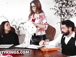 Charles dear porn - Sneaky sex - charles dera lena paul - plowing the wedding