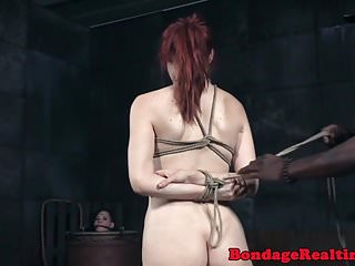 Deviantclip object penetration videos - Nt submissive tormented with toys and objects