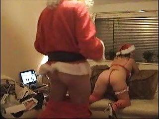 John cena getting a blow job Santa gets a blow job