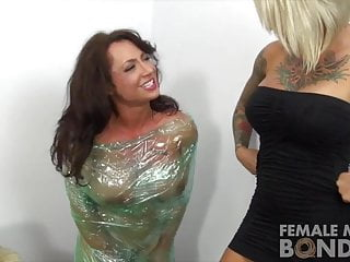 Im a lesbian adam andrew Dani andrews and brandimae - plastic wrapped up