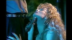 Classic scene with a blonde hooker