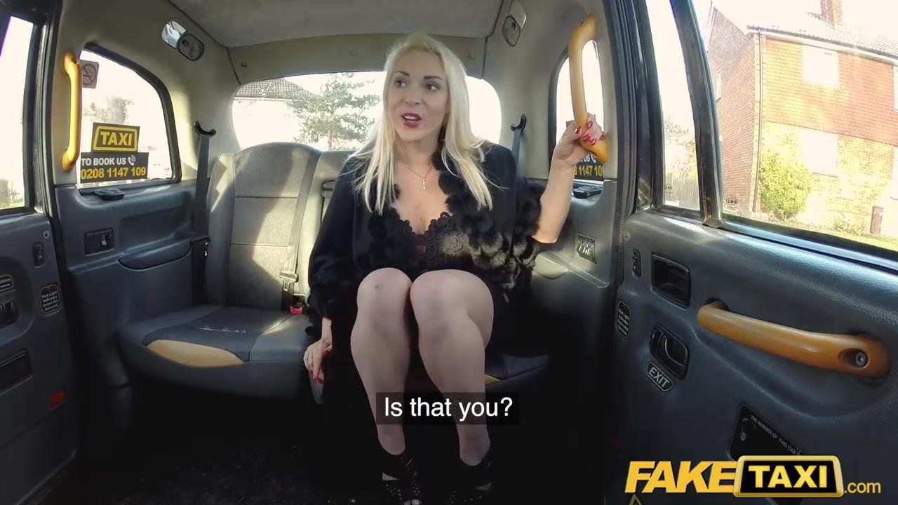 Alessa Savage Fake Taxi