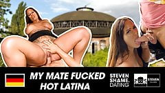 Latina Pussy squirts: Zara Mendez! StevenShame.dating