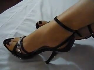 Adult naughty platform shoes Foot fetish, stilettos, platform shoes, high heels 12