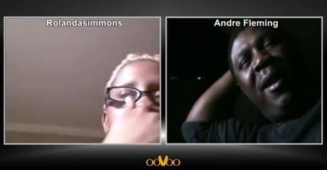 me and rhonda video sex
