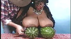 Twin Towers Watermelons 1 of 3
