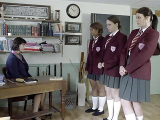 Spank video trailers free Bellington academy trailer