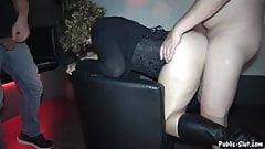 Videz-vous les mecs bbc cum bukkake bull black cuckolds