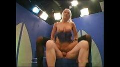 FIRST Time BUKKAKE Slut - Andrea 23
