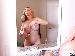 Her finish him off xxx dvd - Milked by big boob milf billy